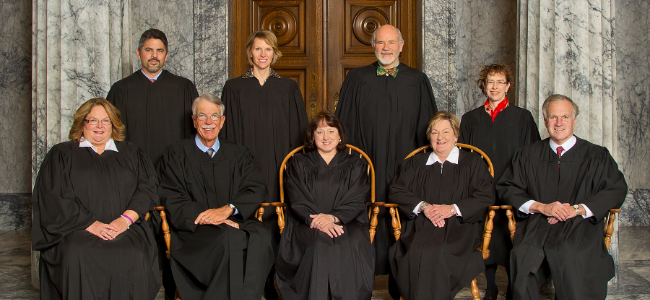 2013 Washington Supreme Court Justices